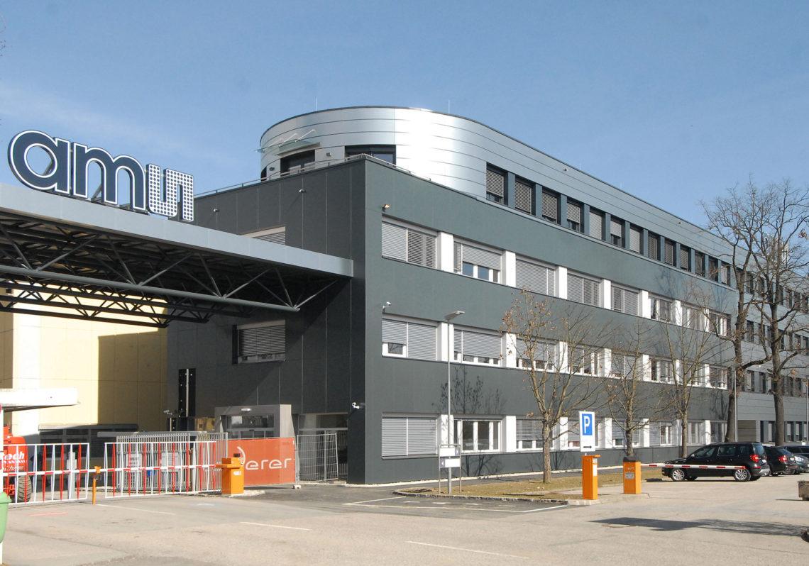 ab concept - AMS AG Süd - Bürogebäude
